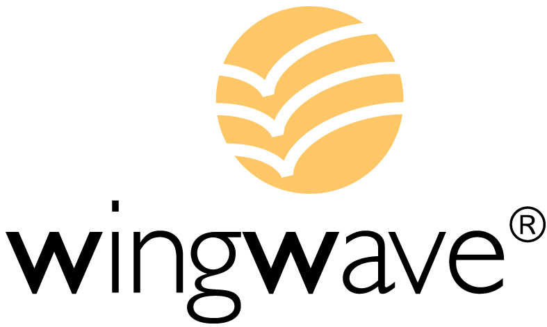 Logo wingwave fuer Homepage